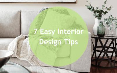 7 Easy Interior Design Tips for a Harmonious Home